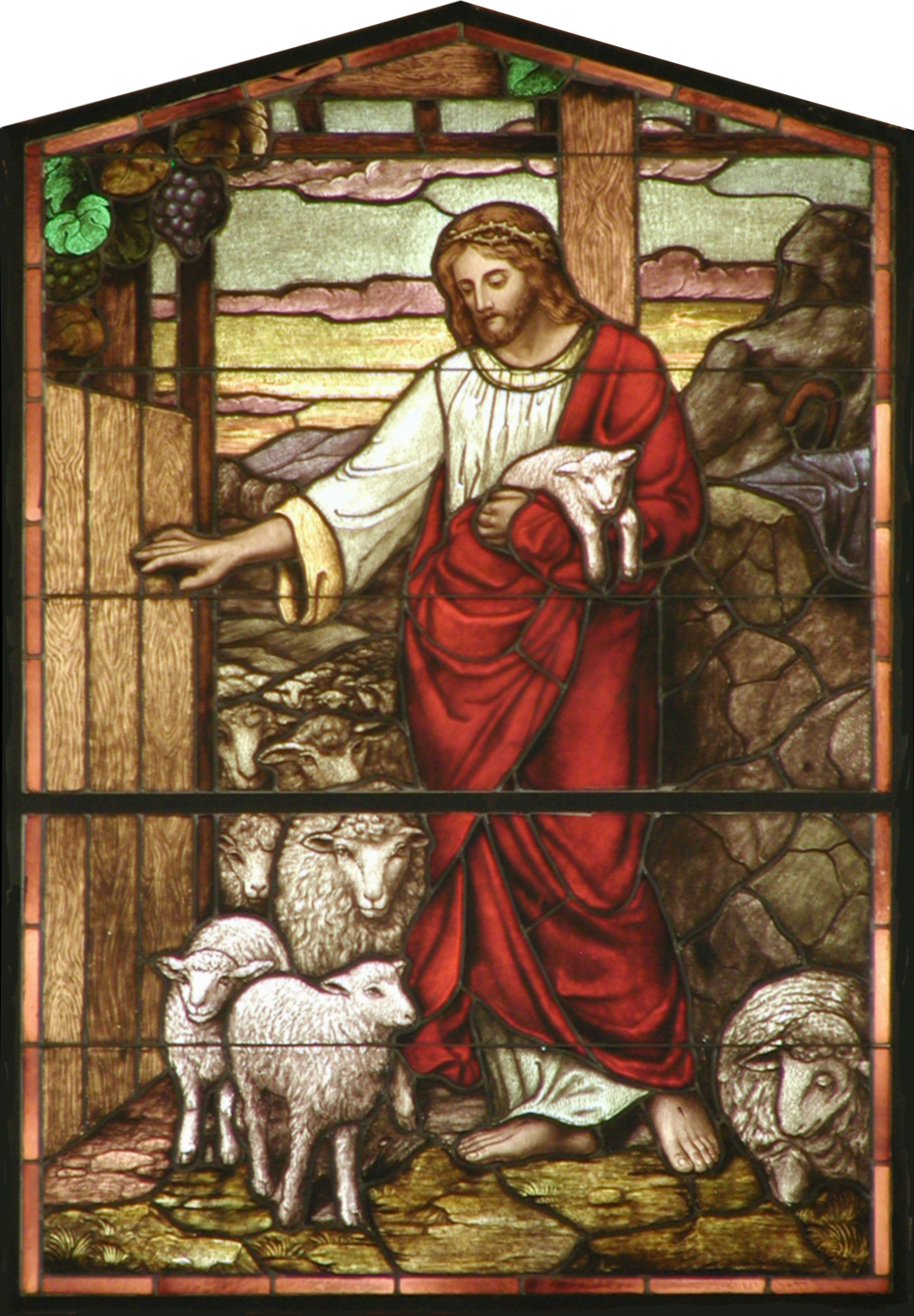 I Am the Good Shepherd!